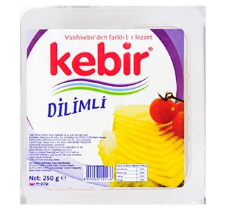 Dilim Kaşar Peyniri 250gr