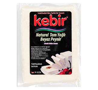 Natural Tam Yağlı Beyaz Peynir 700gr