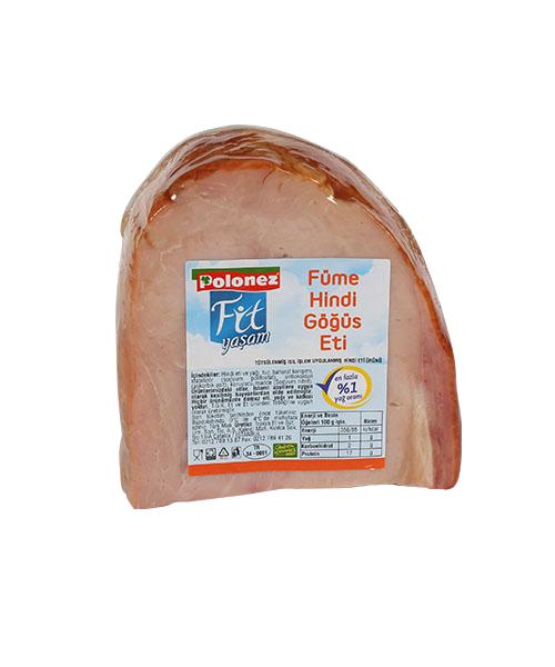 Polonez Füme Hindi Göğüs Eti