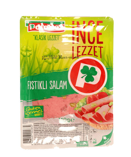 Polonez Fıstıklı Salam – 110 gr