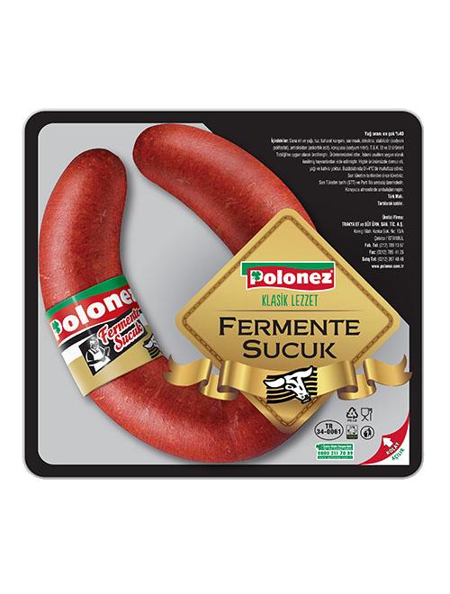 Polonez Fermente Sucuk