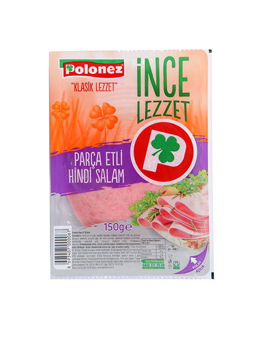 Polonez Hindi Etli Salam – 150 gr
