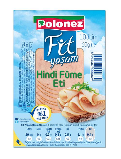 Polonez Hindi Füme Eti XL – 60 gr