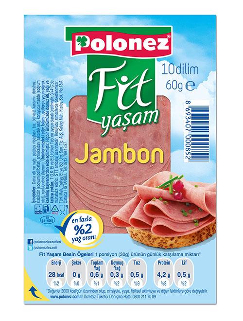 Polonez Jambon – 60 gr