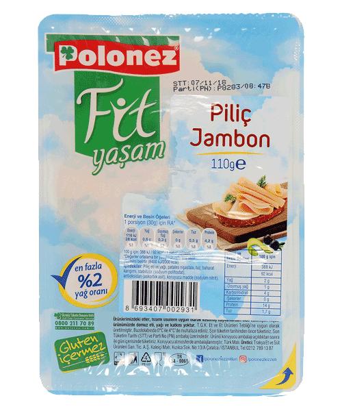Polonez Piliç Jambon – 110 gr